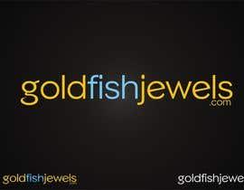 Nro 100 kilpailuun goldfishjewels logo käyttäjältä shobbypillai
