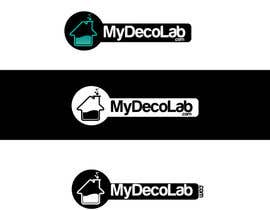 zainnoushad tarafından Design a Logo for MYDECOLAB.com (Home Decor website) için no 75