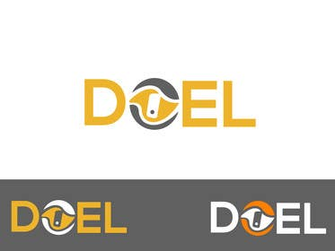 #157 for Design a Logo for DOEL af tfdlemon