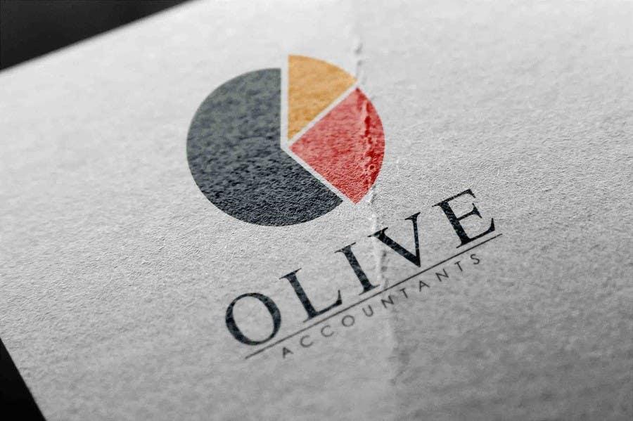 Penyertaan Peraduan #                                        27                                      untuk                                         logo design for Olive Accountants