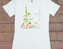 IrenaKocic tarafından Bamboo design for tee shirt için no 8