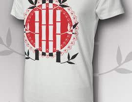 Nro 3 kilpailuun Bamboo design for tee shirt käyttäjältä SeanKilian