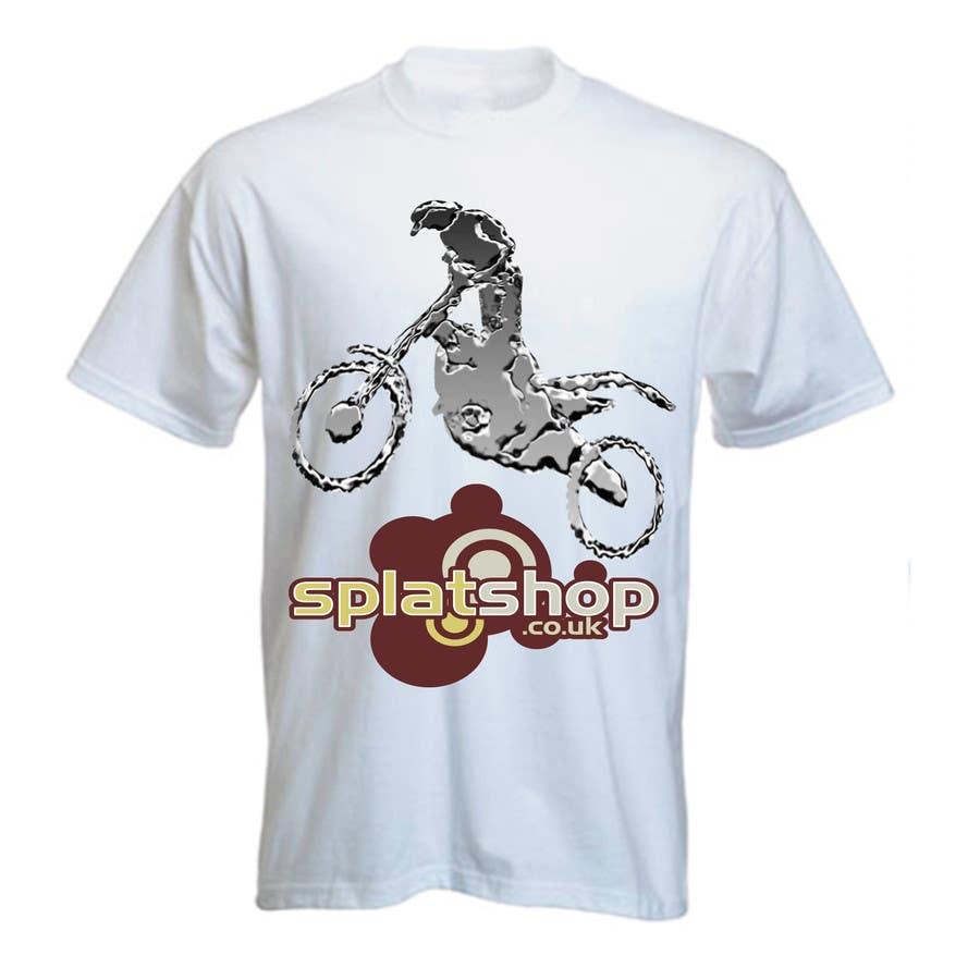 bda23cdd Entry #28 by maksudshuvon for Design a T-Shirt for Moto Trials ...