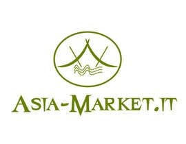 #8 for Design a Logo for our new online-shop of ethnic food Asia-Market.it af tatuscois
