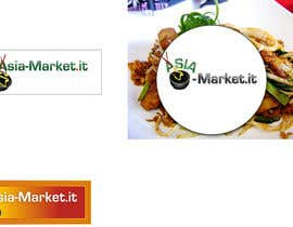 #5 para Design a Logo for our new online-shop of ethnic food Asia-Market.it por asselink