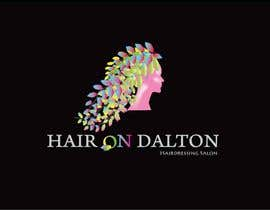#325 para Logo Design for HAIR ON DALTON por RGBlue