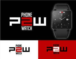 #38 for Diseñar un logotipo for smartwatch brand by nom2