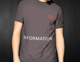 #11 cho Design a T-Shirt for InformationMail bởi shyRosely