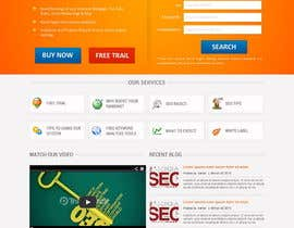 #24 for Community Service Website Design by grapaa
