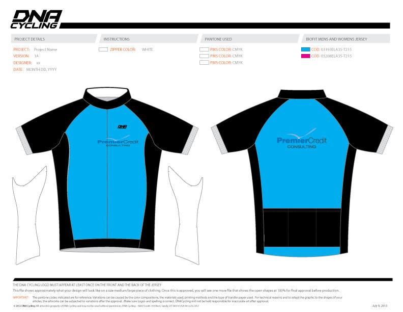 Konkurrenceindlæg #22 for Full Cycling Kit/Jersey Design