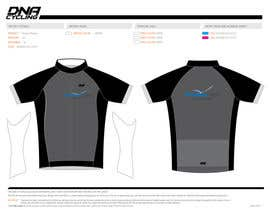nº 25 pour Full Cycling Kit/Jersey Design par grapaa