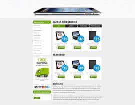 nº 6 pour Unique affiliate website par tania06