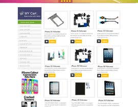 nº 21 pour Unique affiliate website par MagicalDesigner