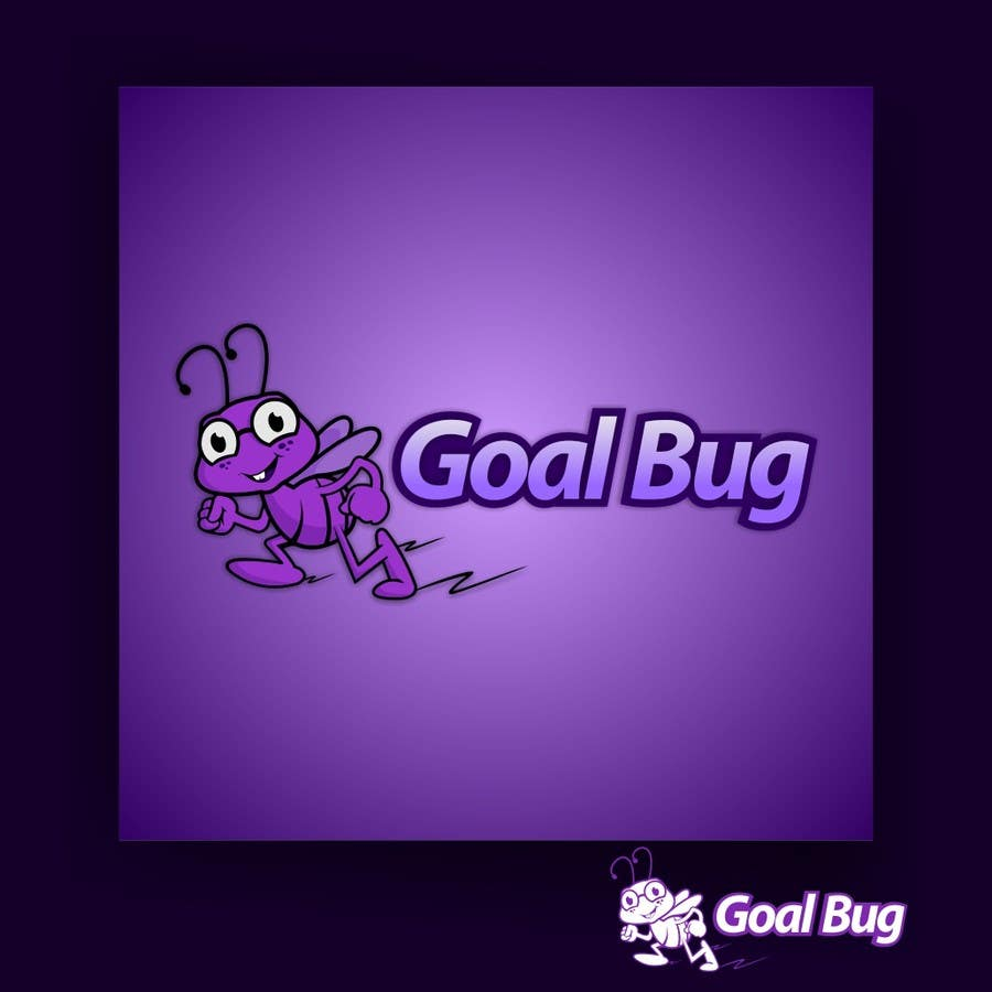 "#46 for Design a Logo for ""Goal Bug"" by marscortejo"