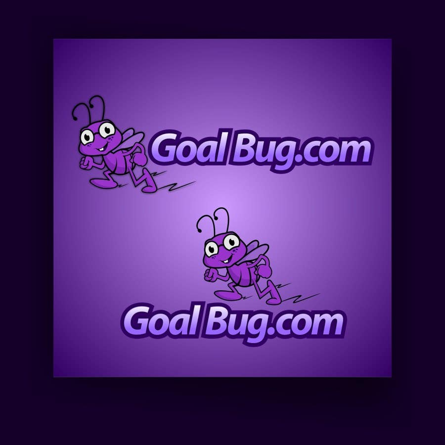 "#80 for Design a Logo for ""Goal Bug"" by marscortejo"