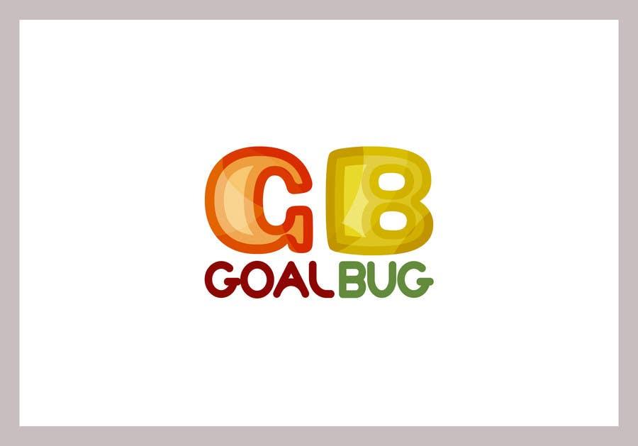 """Penyertaan Peraduan #59 untuk Design a Logo for """"Goal Bug"""""""