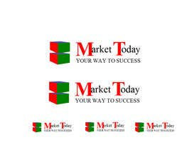 #46 para Design a Logo for MARKET TODAY - repost por bobis74