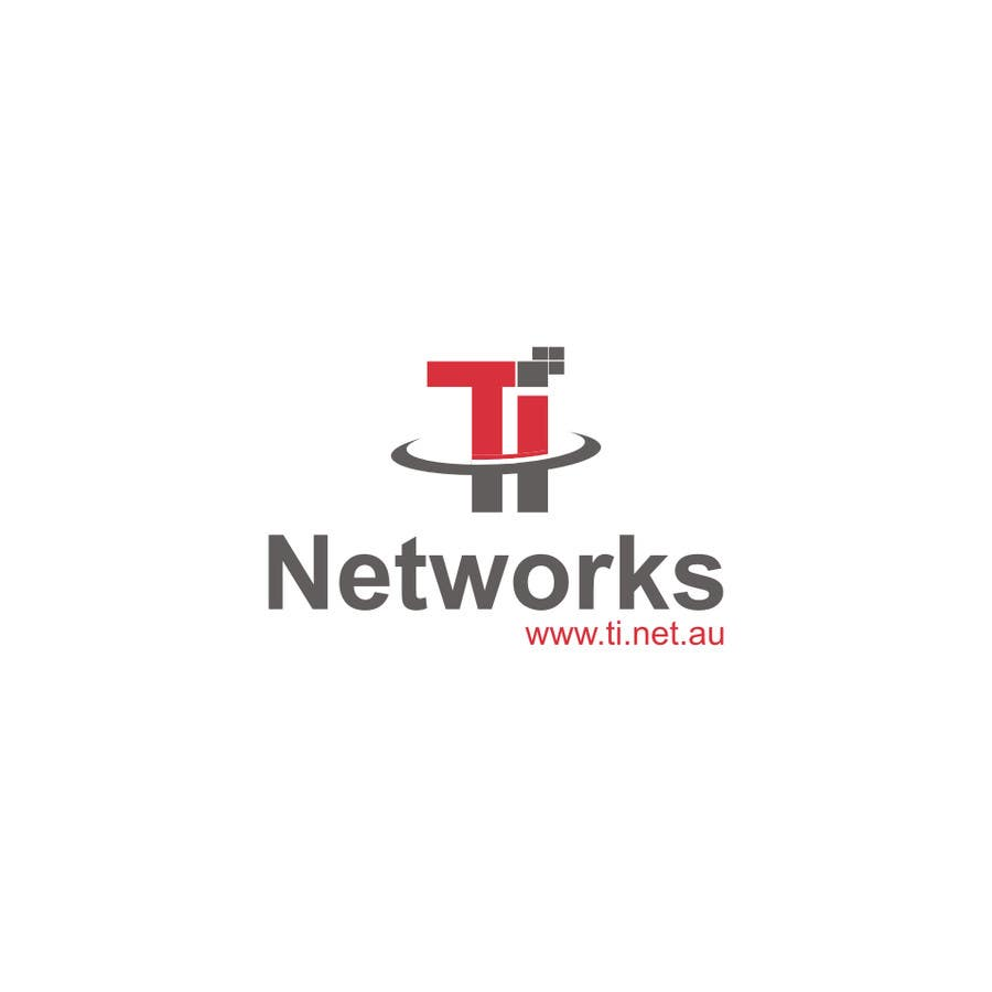 Bài tham dự cuộc thi #                                        53                                      cho                                         Design a Logo for TI Networks (www.ti.net.au)