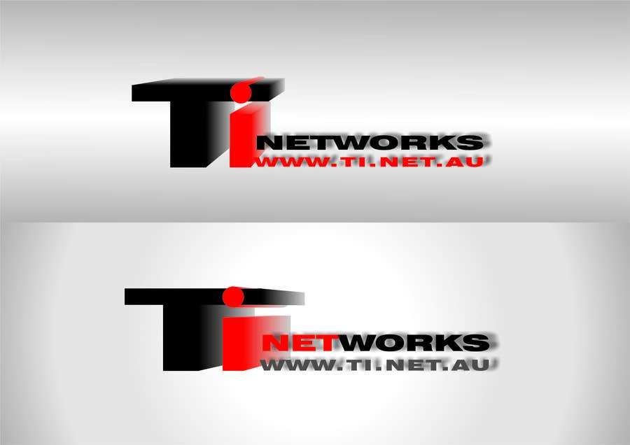 Bài tham dự cuộc thi #                                        73                                      cho                                         Design a Logo for TI Networks (www.ti.net.au)