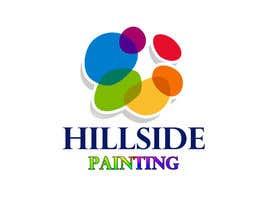 Nro 113 kilpailuun Design a Logo for Hillside Painting käyttäjältä huseynzadexeyal