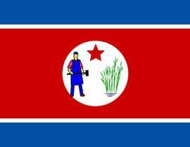 Nro 17 kilpailuun Need Flag Design Vectorized käyttäjältä briangeneral