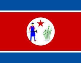 Nro 22 kilpailuun Need Flag Design Vectorized käyttäjältä vladamm