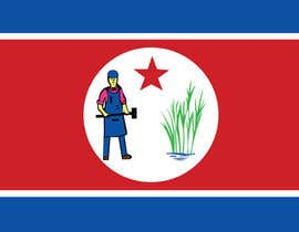 Nro 9 kilpailuun Need Flag Design Vectorized käyttäjältä dipakart