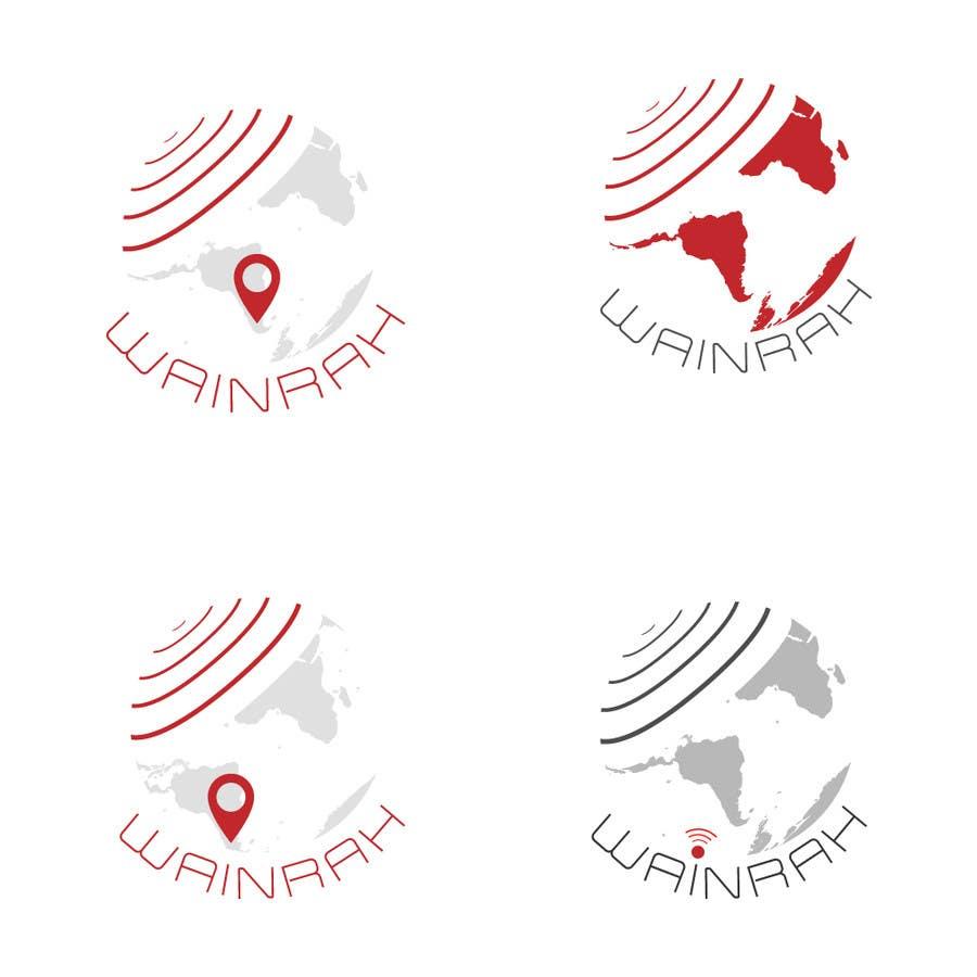 Kilpailutyö #49 kilpailussa Design a Logo for GPS website