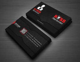#199 for Design some Business Cards for a mobile bartending business by atikul4you