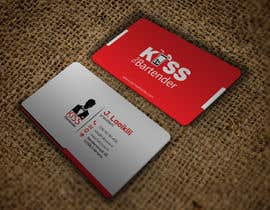 #19 for Design some Business Cards for a mobile bartending business by HD12345