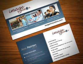 #73 for Business Card Design for Image Innovators by StrujacAlexandru