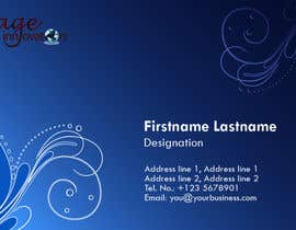#85 for Business Card Design for Image Innovators af jonny2