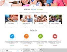 Nro 27 kilpailuun Re-design a Website for www.ovhcaustralia.com käyttäjältä syrwebdevelopmen