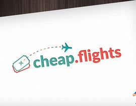 GigiDunga tarafından Re-design a logo for a Cheap Flights price comparison website için no 64