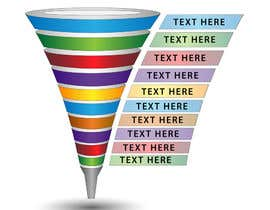 #22 for Sales Funnel Chart by Elsharif