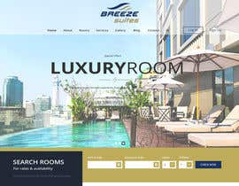 Nro 3 kilpailuun Design a Website Mockup käyttäjältä husainmill