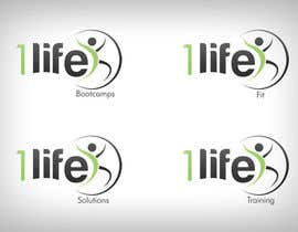 #187 for Logo Design for 1 Life by Lozenger