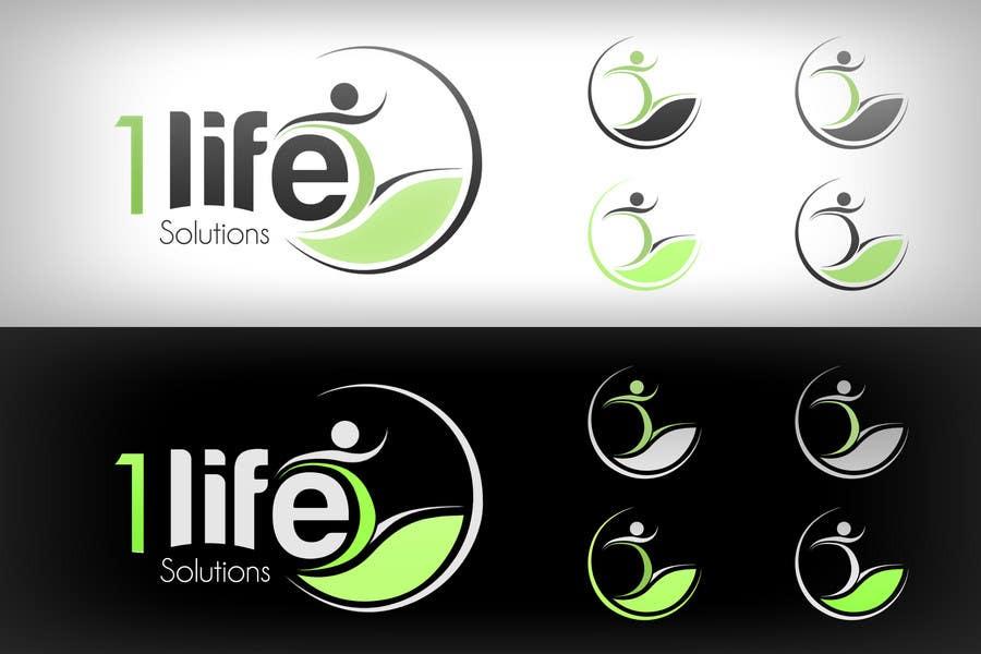 Contest Entry #                                        208                                      for                                         Logo Design for 1 Life