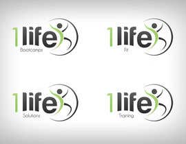 #186 for Logo Design for 1 Life by Lozenger