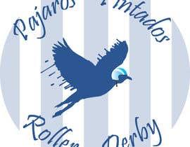 Nro 2 kilpailuun Modify our Roller Derby Logo käyttäjältä jahmaxx1983