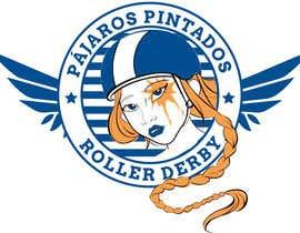 Nro 11 kilpailuun Modify our Roller Derby Logo käyttäjältä Hexedesign
