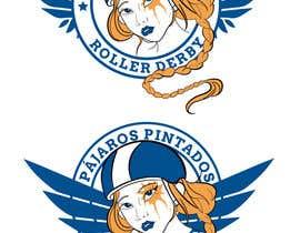 Nro 16 kilpailuun Modify our Roller Derby Logo käyttäjältä Hexedesign