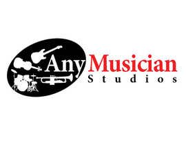 #76 para Logo Design: Music Studio / Rehearsal Business por subir1978