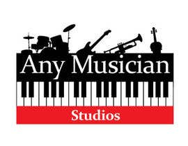 #77 para Logo Design: Music Studio / Rehearsal Business por subir1978