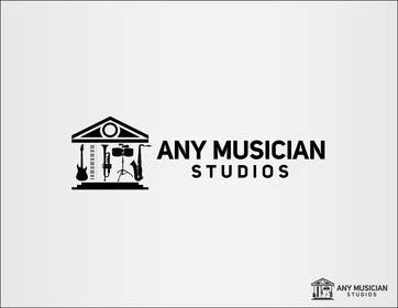 #81 para Logo Design: Music Studio / Rehearsal Business por iffikhan