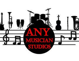 #91 para Logo Design: Music Studio / Rehearsal Business por SaiSengMain