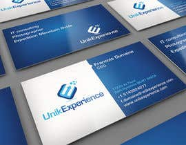 #3 untuk Design Business Cards for Unik Experience oleh midget