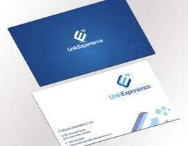 #2 untuk Design Business Cards for Unik Experience oleh jobee
