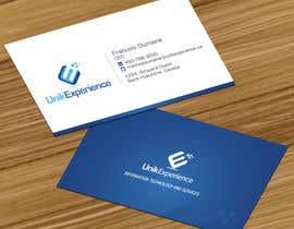 #23 untuk Design Business Cards for Unik Experience oleh jobee