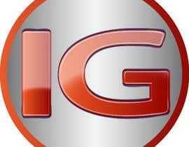 Nro 71 kilpailuun Design Modern Logo with letters IG käyttäjältä vicka3011